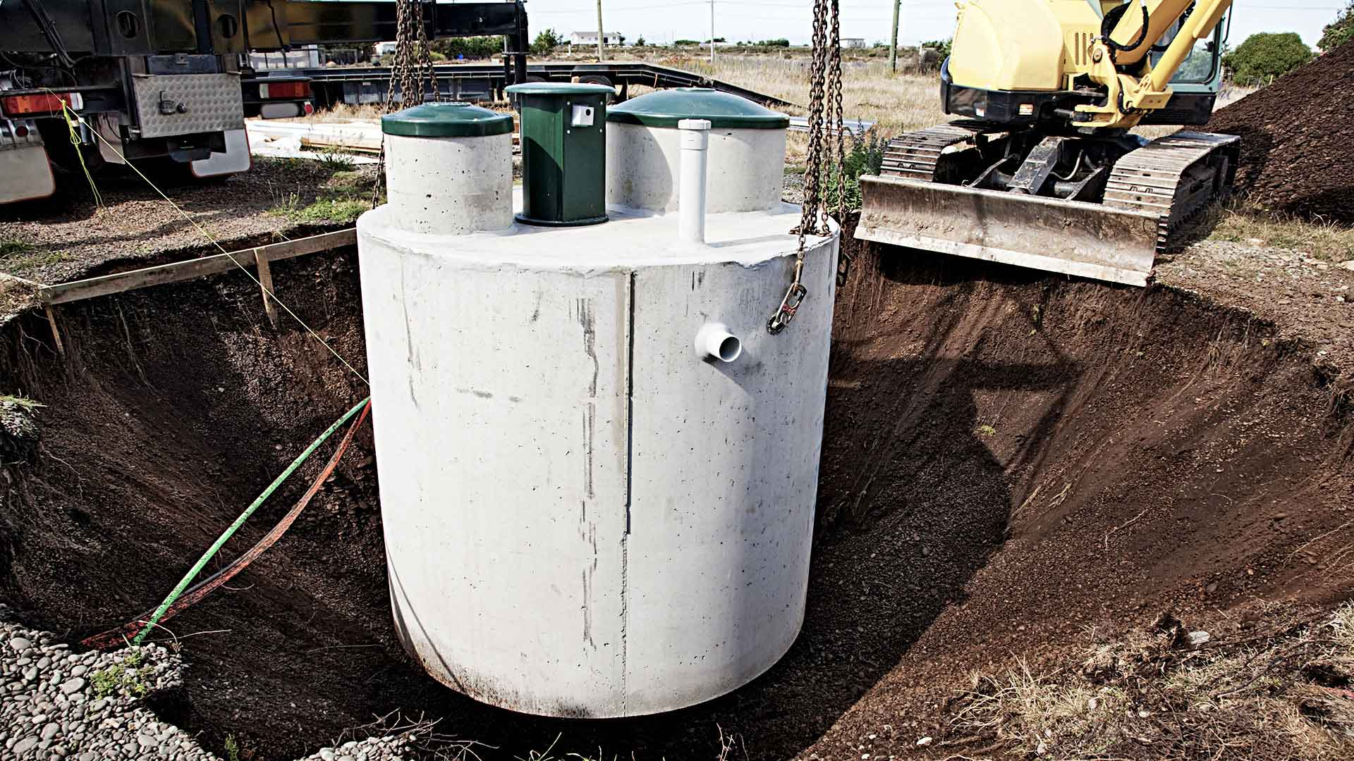 Akron Septic Tank Services, Septic Tank Installation and Septic Company