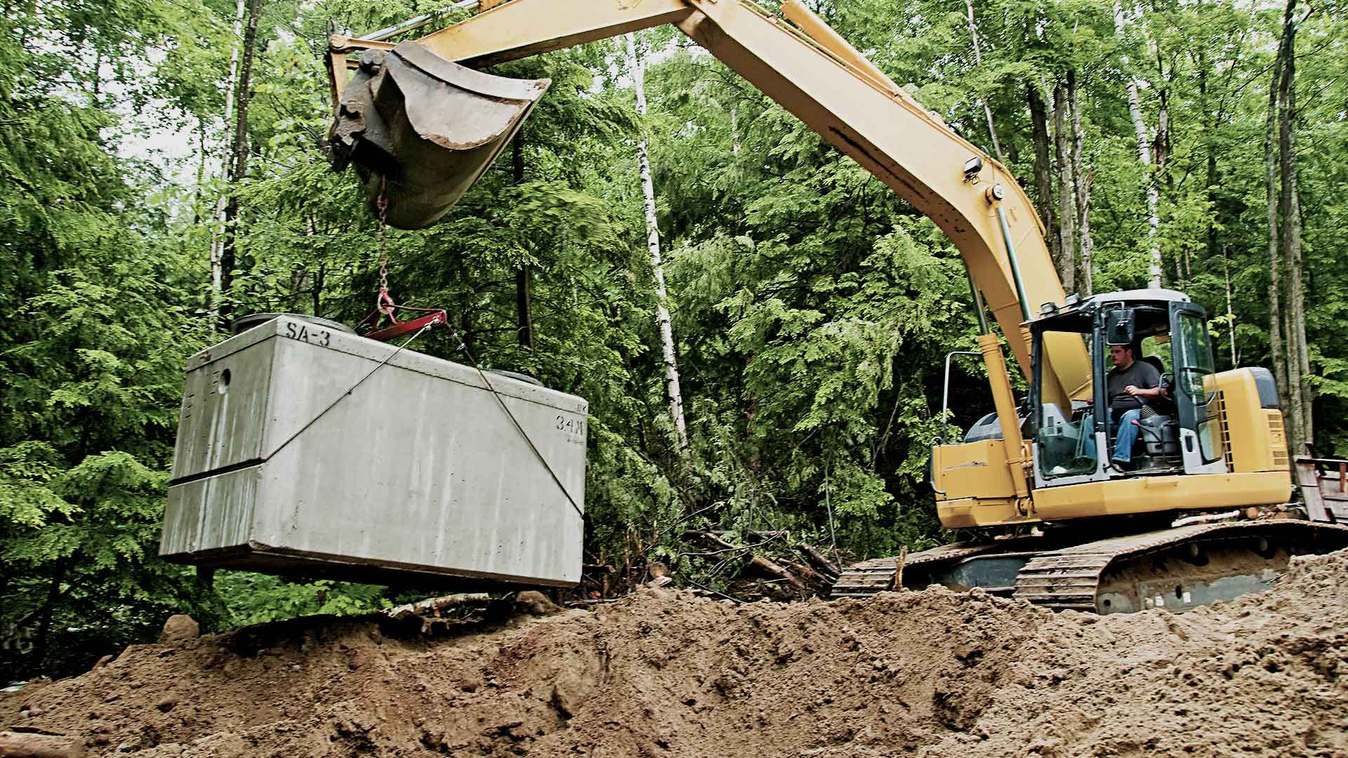 Canton Septic Tank Services, Septic Tank Installation and Septic Company